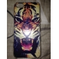 Roaring Tiger Pattern PC Hard Case  Frame for iPhone 5/5S