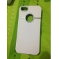 Hard electroplate case Chrome Cover Case for Iphone 5