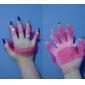 pethingtm dejlig palm stil vask børste til hunde, katte