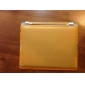 아이 패드 / ipad3 / ipad4 대한 natusun ™ 이동식 멀티 배 PU 가죽 스마트 커버 얇은 반투명 하드 플라스틱 쉘