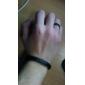 Браслеты Браслет цельное кольцо / Кожаные браслеты Кожа Others Хип-хоп Повседневные / Спорт Бижутерия Подарок Черный,1шт