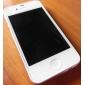diamant skjermbeskytter med pusseklut for iphone 4 og 4S