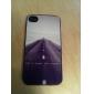 Gentleman Estilo Alumínio Hard Case para iPhone 4/4S