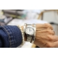 Women's Steel Analog Quartz Wrist Watch (Assorted Colors) Cool Watches Unique Watches