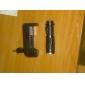 조명 LED손전등 / 손전등 LED 250 루멘 3 모드 Cree XP-G R5 14500 / AA 슬립 방지 그립 멀티기능 알루미늄 합금