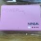 NINJA 12000mAh Power Bank External Battery LED Flashlight for iphone 6/6 plus/5/5S/Samsung S4/S5/Note2