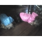 Dog Hoodie Blue / Pink Dog Clothes Winter Solid