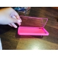 DF Touch Screen Flip Transparent Full Body Case for iPhone 6 (Assorted Color)