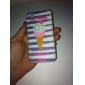 Ice Cream Pattern Silicone Soft Case for iPhone4/4S