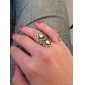 Кольца Для вечеринок / Повседневные Бижутерия Резина / Медь Женский Массивные кольца