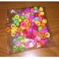 радуга красочный станок DIY резинкой кулон конфеты цвет бисера
