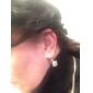 Mode strass Boucles d'oreilles
