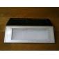 2-LED Солнечные Белый свет светодиодных ламп сада Двор Путь Проход лестниц Auto Lighting