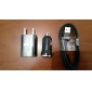 EU Plug Charger,Car Charger and Micro USB Cable for Samsung Galaxy Note 4/S4/S3/S2