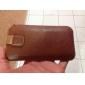 личи зерна кольцо шаблон PU кожаный чехол с сумка шнурок для Iphone / 6 6s (разных цветов)
