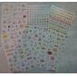 Разнообразные, милые наклейки (случайный цвет , 6 шт.)