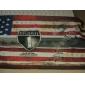 Шарф для велоспорта с принтом американского флага