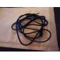 3,5 mm mannelijk naar mannelijk audioconnector aansluitkabel (1,2m)
