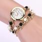 Женские Модные часы Часы-браслет Имитация Алмазный Кварцевый Металл Группа Жемчуг Элегантные часы