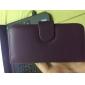 Support complet du corps PU Étui en cuir avec logement pour carte pour iPhone 5/5S (couleurs assorties)