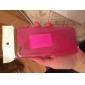 Pour Coque iPhone 6 Coques iPhone 6 Plus Ultrafine Dépoli Coque Coque Arrière Coque Couleur Pleine Dur Polycarbonate pouriPhone 6s Plus/6