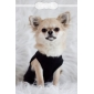 Stylish FBI The Detective Puppy Cotton Vest for Pets Dogs (Assorted Sizes)