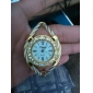 Women's Watch Diamante Case Elegant Alloy Bracelet