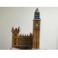 Puzzles 3D Puzzles Building Blocks DIY Toys Bâtiments célèbres Papier Maquette & Jeu de Construction