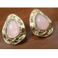 European and American fashion wild temperament retro drop earrings (random color)