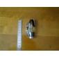 Metallic Windproof Butane Jet Lighter