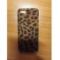 Leopard Grain Polycarbonate Back Case for iPhone 5/5S