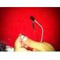 USB A AV Salida de vídeo y 5V DC Cable (BEC) Cable de entrada para GoPro Hero3 (Negro)