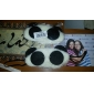 Plush Panda Pattern Eyeshade