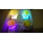Penguin Rotocast Color-changing Night Light(Random Color)