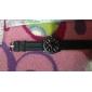 V6 Мужской Наручные часы Кварцевый Японский кварц силиконовый Группа Черный