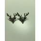Stud Earrings Alloy Animal Shape Deer Jewelry For Daily