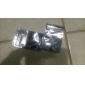 2 Pcs T10 1.5W 5x5050SMD 100-120LM 6000K Cool White Light LED Bulb (12V)