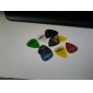 Alice AP-I Matte Clear Guitar Picks in 1 Dozen