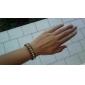 Alliage de style européen chaîne et de lien Bracelets