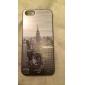 Дело Нью-Йорк Pattern пластиковые Футляр для IPhone 5/5S