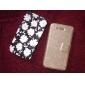 Etui de protection Touche soie - Porte carte + Presentoire - PU cuir - Iphone 4/4S (couleur au choix)