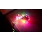 10M 100-LED Multicolour Light LED Christmas Decoration String Light with 8 Display Modes (220V)