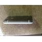 Glow In beira escura Voltar caso Transparente para iPhone4/4S