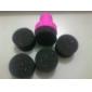 Ferramentas 1PCS Manicure Esponja Nail Art Stamper com 5PCS Esponja prego por Gradient Cor Nail Art