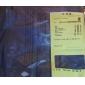 [3 팩] 삼성 갤럭시 S5 미니에 대한 깨끗한 천에 전문 투명도가 높은 LCD 맑은 화면 보호기