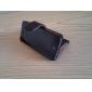 Pour Coque iPhone 5 Portefeuille / Avec Support / Clapet Coque Coque Intégrale Coque Couleur Pleine Dur Cuir PU iPhone SE/5s/5