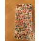 caso padrão de triângulos colorido para iPhone 5 / 5s