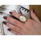 Кольца Для вечеринок / Повседневные Бижутерия Сплав / Стразы Женский Массивные кольца 1шт,Регулируется Белый