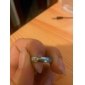 Eruner®Titanium Steel Bright Silver Ring