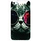 안경 고양이 플라스틱 아이폰 5 / 5S에 대한 다시 케이스
